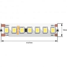 Светодиодная лента  SWG2P168-24-17.3-W-20