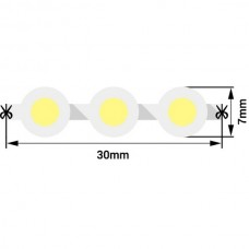 Светодиодная лента  DIP-96-12-7.7-Y-68