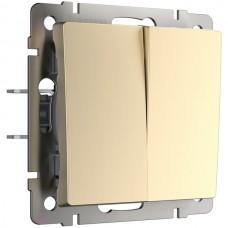 Выключатель  WL11-SW-2G-2W