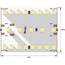 Светодиодная лента LUX DSG2420-24-NW-33