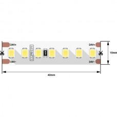 Светодиодная лента LUX DSG2168-24-WW-33