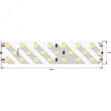 Светодиодная лента LUX DSG2252-24-NW-33