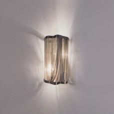 Настенный светильник 11 KM011W-2B steel